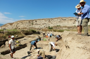 archaeological prehistoric site
