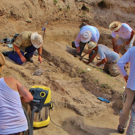 scholarships for archaeology and conservation