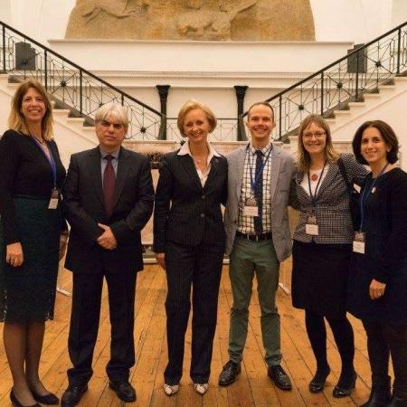 museum professionals