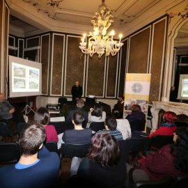 """The First BHF E-Book of the Series """"Balkan Heritage Studies"""" Presented in Sofia, Bulgaria"""