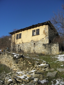 Gostusha architecture