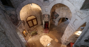 educational course on preserving medieval churches