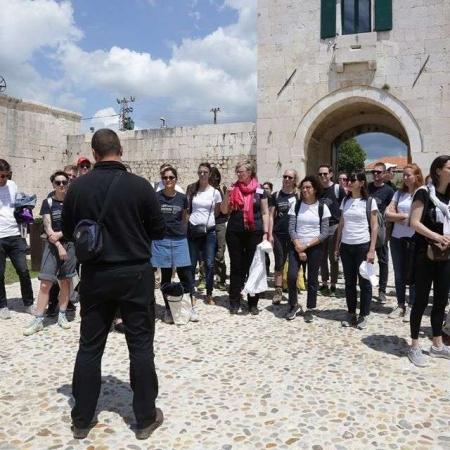 Exploring Zadar area UNESCO