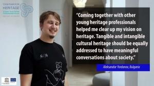 Alex Portarev in UNESCO