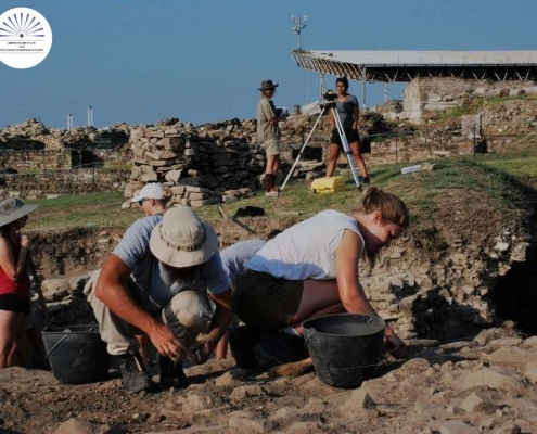 Scholarship for archaeology or convservation students