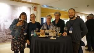 Professionals working on behalf of Balkan historical heritage