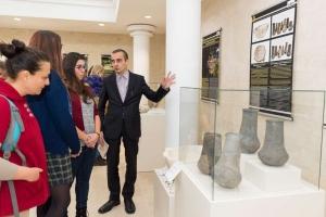 presentation of historical preservation program