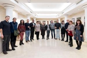 team of Balkan Heritage Foundation