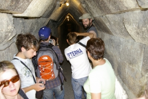 volunteers archaeology expedition