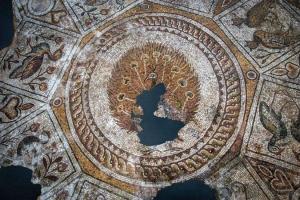mosaic in Plovdiv