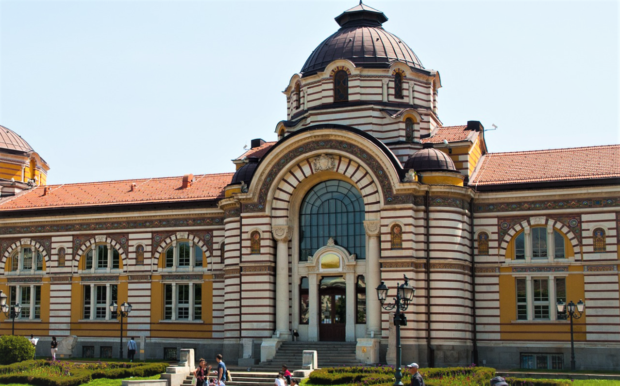 History museum sofia and balkan heritage foundation