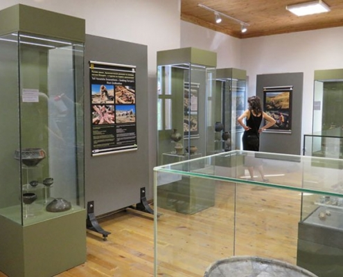 Preserving the past, Looking to the Future Archaeological Exhibition