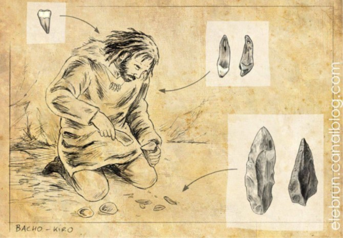 Earliest Homo Sapiens Bacho Kiro Cave