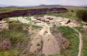 Yunatsite-excavation-prehistoric site