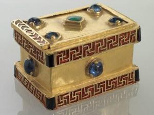 byzantine-monastery-djanavara-golden-reliquary
