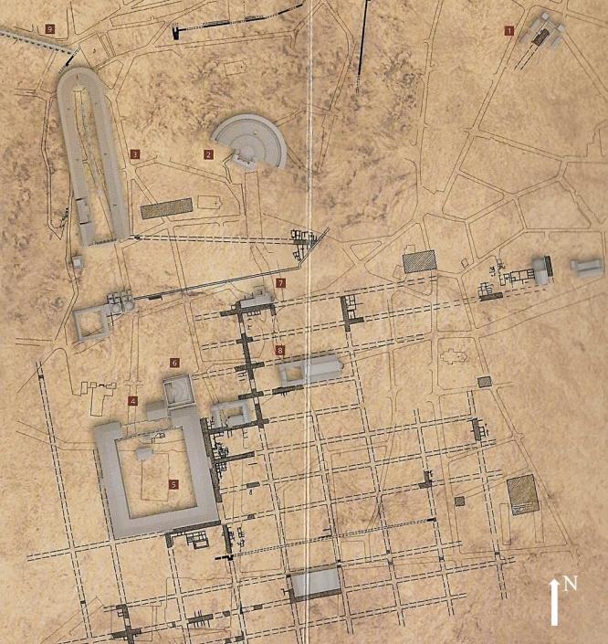 roman-theater-philippopolis-plan